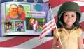 Send a Photo Book to Your Solider for Free