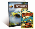 'Yellowstone or Bust' Sticker and Travel Guide - Free