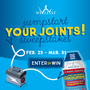Jumpstart Your Joints - Enter to Win