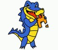 Host Gator Sticker