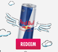 Red Bull - Free Can