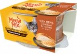 New - Free Meow Mix Single Serve Cups