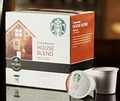 Starbucks K-Cup Samples
