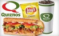 Quiznos Coupon - Free Drink & Chips w/ Sub Purchase