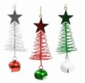 Free 3-Piece Christmas Ornament Set