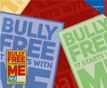 Free Bully Free Poster and Pin 