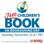Half Price Books - Free Kid's Book Tomorrow