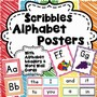 Free Alphabet Learning Posters