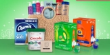 $150 in free rebates from P&G Everyday