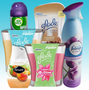 Free Glade Candle Samples
